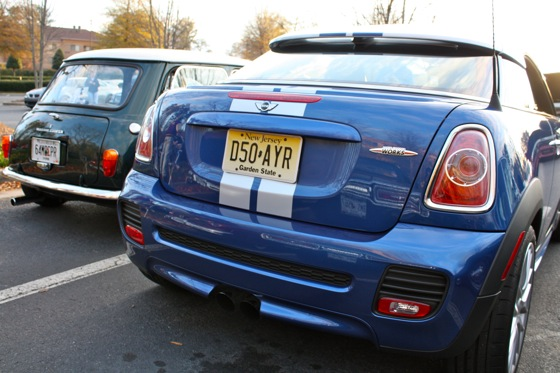 2012 Mini JCW Coupe: Family Reunion featured image large thumb6