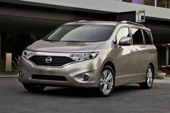 2013 Nissan Quest: New Car Review featured image large thumb1