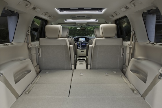 2013 Nissan Quest: New Car Review featured image large thumb14