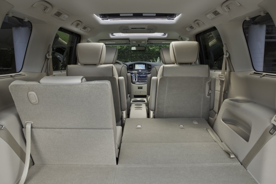 2011 Nissan Quest - New Car Review featured image large thumb14