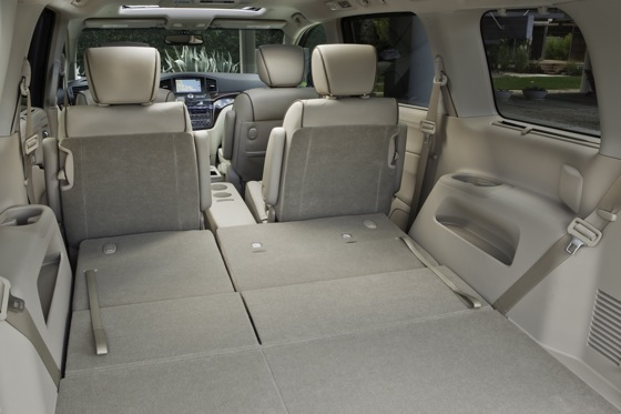 2011 Nissan Quest - New Car Review featured image large thumb15