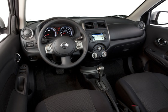 2013 Nissan Versa: New Car Review featured image large thumb15