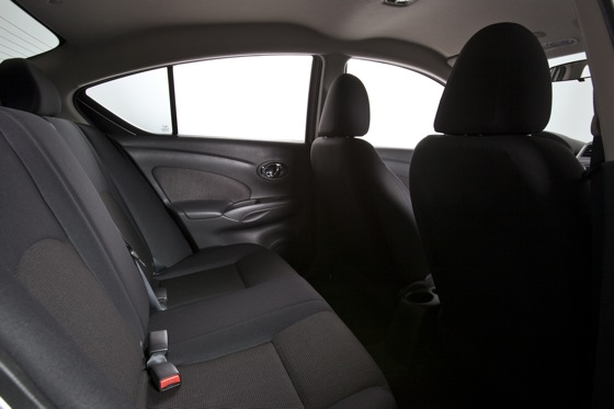 2013 Nissan Versa: New Car Review featured image large thumb19