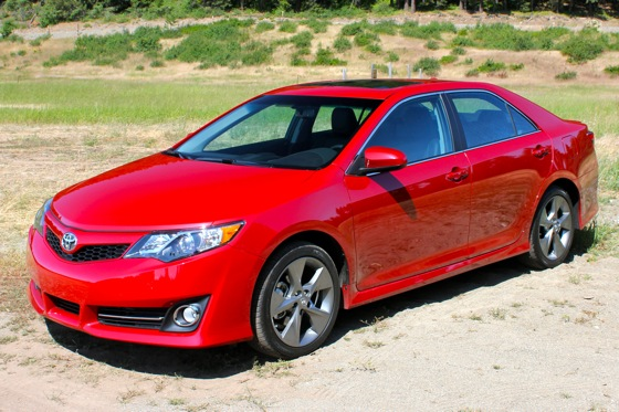 2012 Toyota Camry: First Drive featured image large thumb0