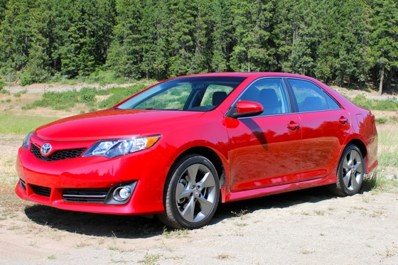 2012 Toyota Camry: First Drive featured image large thumb1