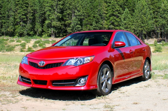 2012 Toyota Camry: First Drive featured image large thumb3