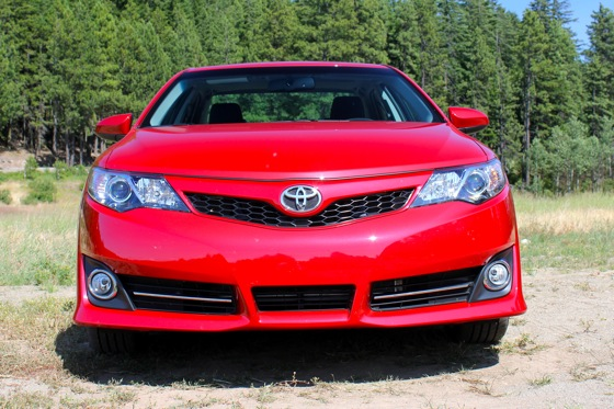 2012 Toyota Camry: First Drive featured image large thumb6