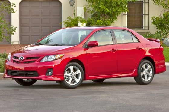 2012 Toyota Corolla: New Car Review