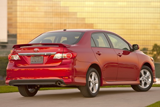 2011 Toyota Corolla: New Car Review featured image large thumb2