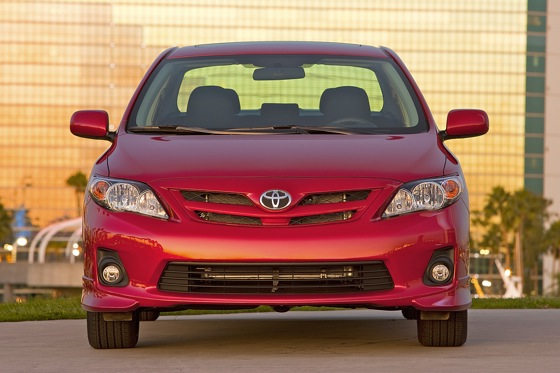 2011 Toyota Corolla: New Car Review featured image large thumb5