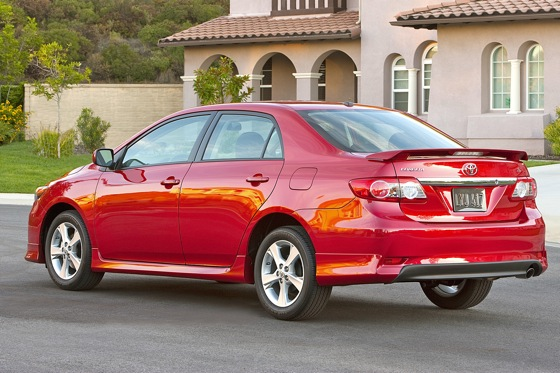 2011 Toyota Corolla: New Car Review featured image large thumb6