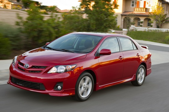 2011 Toyota Corolla: New Car Review featured image large thumb7