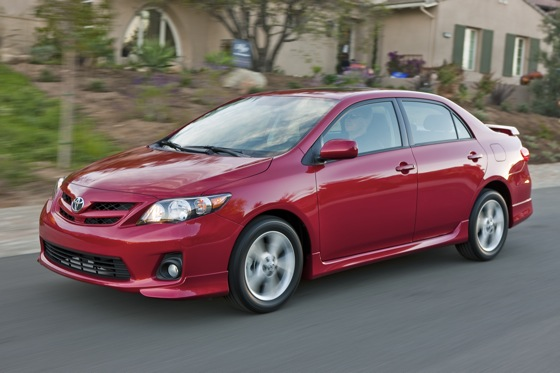 2011 Toyota Corolla: New Car Review featured image large thumb8