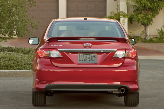 2011 Toyota Corolla: New Car Review featured image large thumb9