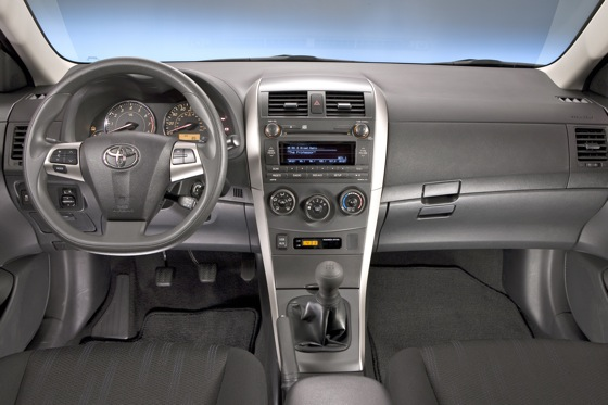 2011 Toyota Corolla: New Car Review featured image large thumb14