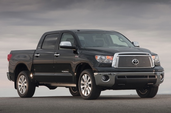 2011 Toyota Tundra - New Car Review