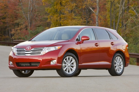 2009-2012 Toyota Venza featured image large thumb3