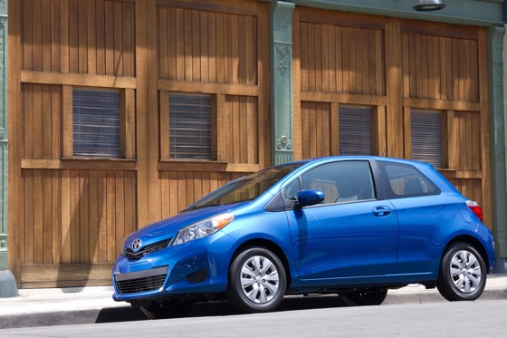 2012 Toyota Yaris: First Drive featured image large thumb2
