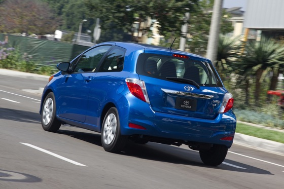 2012 Toyota Yaris: First Drive featured image large thumb4