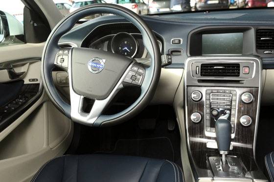 Volvo V60 PHEV: First Drive featured image large thumb2