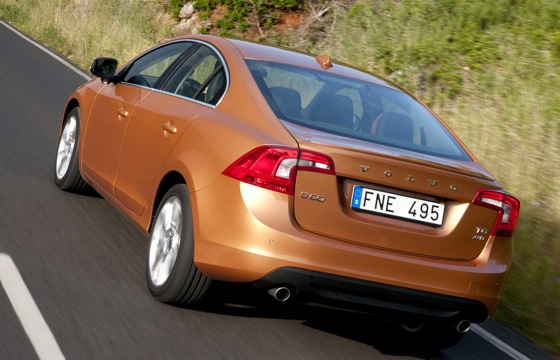 2012 Volvo S60 T5: First Drive featured image large thumb4