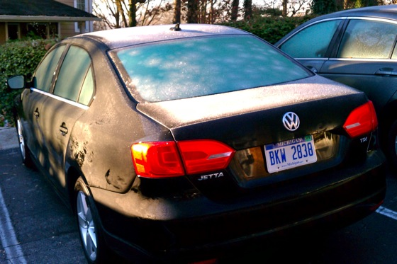 2011 VW Jetta TDI Test: Getting a Little Frosty