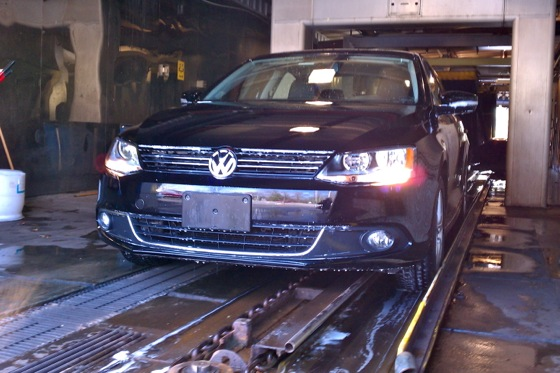 2011 VW Jetta TDI Test: Wax On, Wax Off