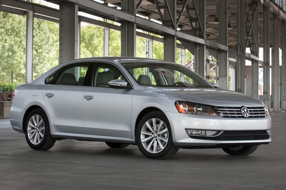 2012 VW Passat SEL: Real-World Test
