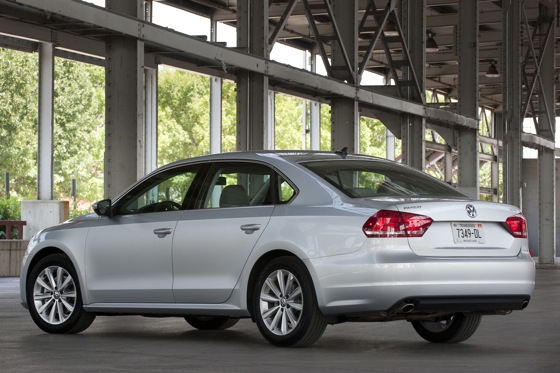 2013 Volkswagen Passat: New Car Review featured image large thumb2