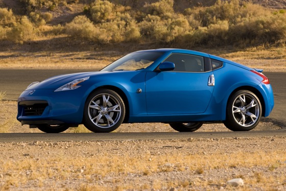 2012 Nissan 370Z: New Car Review