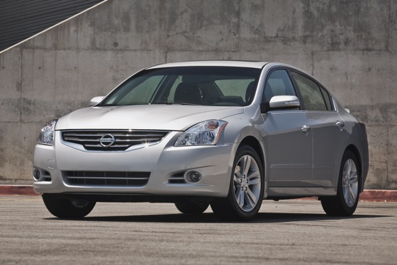 2012 Nissan Altima: New Car Review