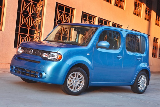 2012 Nissan Cube: New Car Review