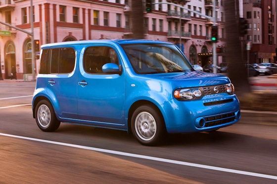 2012 Nissan Cube: New Car Review featured image large thumb2