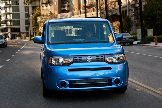 2012 Nissan Cube: New Car Review featured image large thumb3