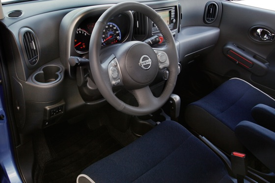 2012 Nissan Cube: New Car Review featured image large thumb7