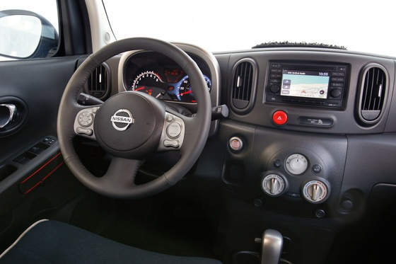 2012 Nissan Cube: New Car Review featured image large thumb8