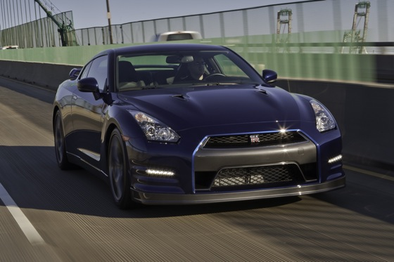 2012 Nissan GT-R: New Car Review
