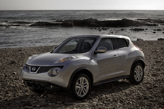 2013 Nissan Juke: New Car Review