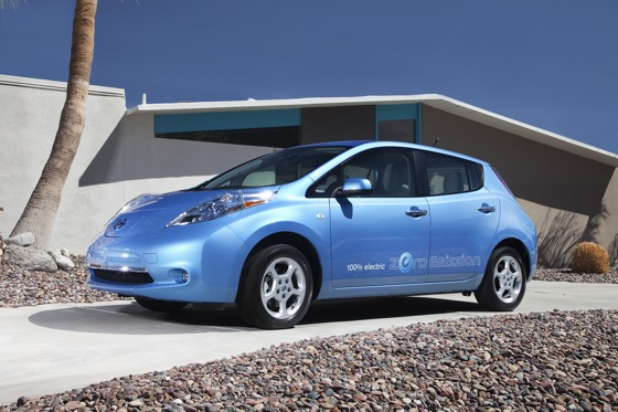 2012 Nissan Leaf: New Car Review