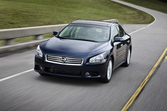 2013 Nissan Maxima: New Car Review featured image large thumb7