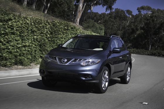 2012 Nissan Murano: New Car Review