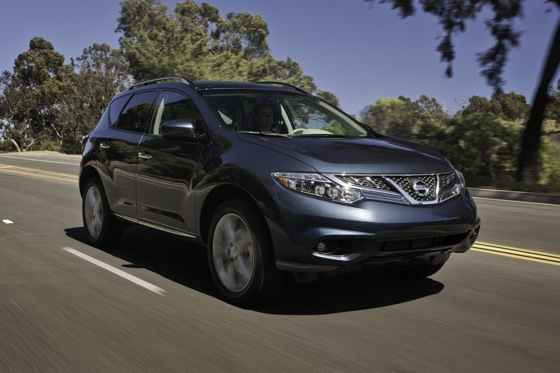2013 Nissan Murano: New Car Review featured image large thumb1