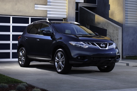 2013 Nissan Murano: New Car Review featured image large thumb2