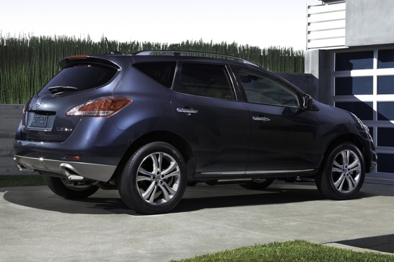 2012 Nissan Murano: Used Car Review featured image large thumb3
