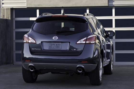 2012 Nissan Murano: Used Car Review featured image large thumb4