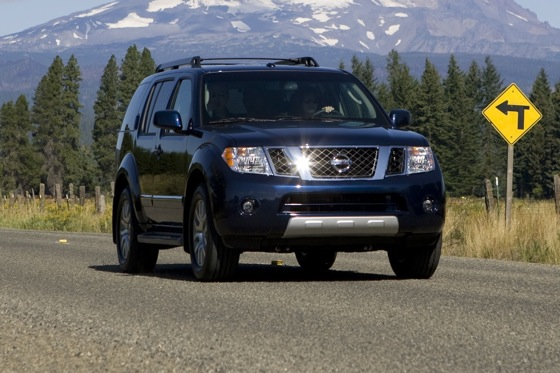 2012 Nissan Pathfinder: New Car Review featured image large thumb2