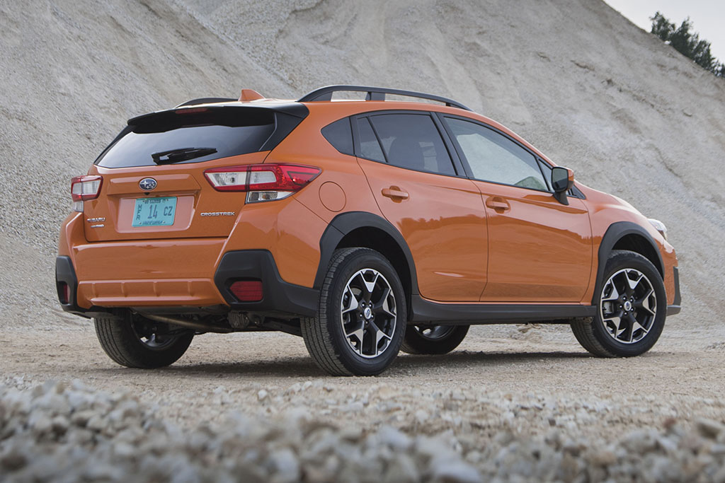 2018 Subaru Crosstrek 5 of 6
