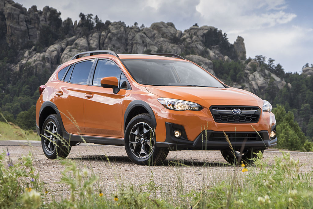 2018 Subaru Crosstrek 3 of 6