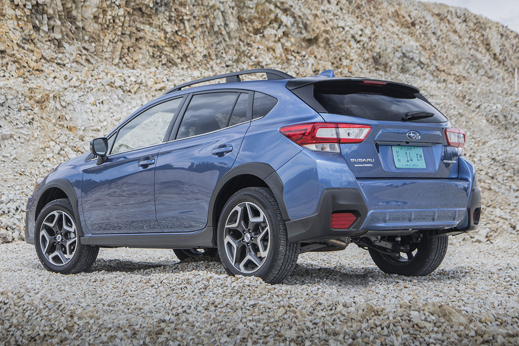 2018 Subaru Crosstrek 4 of 6