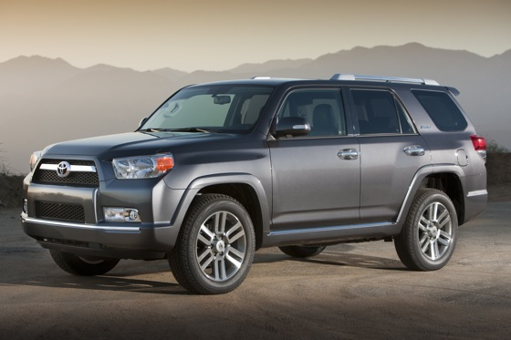 2012 Toyota 4Runner: New Car Review featured image large thumb1